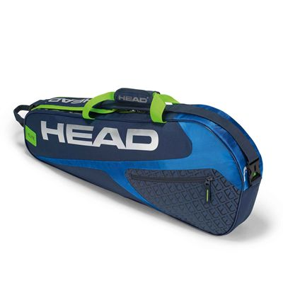 Head Elite Pro 3 Racket Bag AW17 - Blue/Green