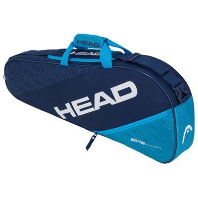 Head Elite Pro 3 Racket Bag SS20 - NavyBlue