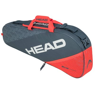 Head Elite Pro 3 Racket Bag SS20 - Orange
