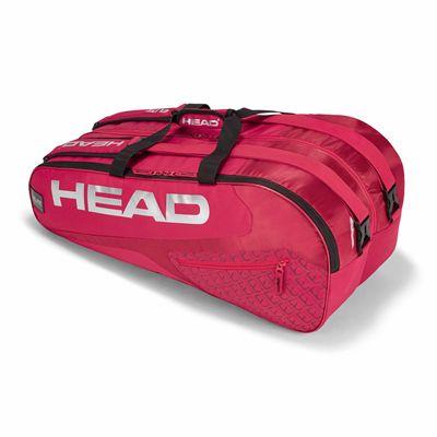 Head Elite Supercombi 9 Racket Bag AW17 - Red