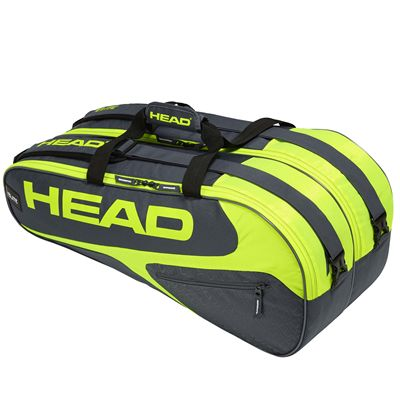 Head Elite Supercombi 9 Racket Bag SS19