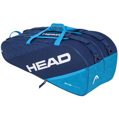 Head Elite Supercombi 9 Racket Bag SS20 - NavyBlue