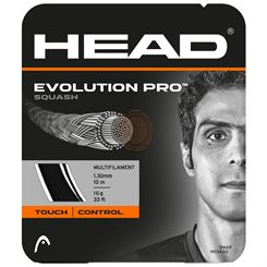 Head Evolution Pro Squash String Set