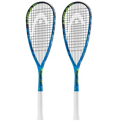 Head Extreme 120 Squash Racket Double Pack