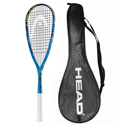 Head Extreme 120 Squash Racket - Cover
