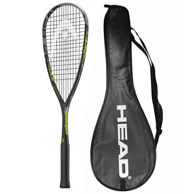 Head Extreme 145 Squash Racket - Cover