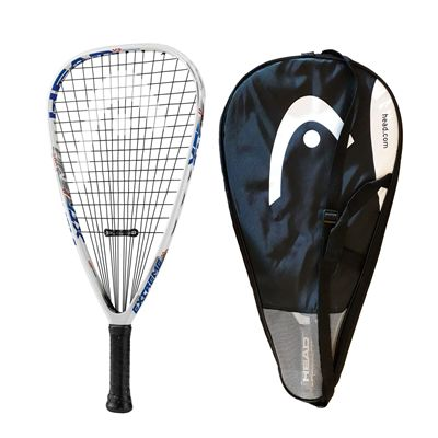 Head Extreme Edge Racketball Racket with cover