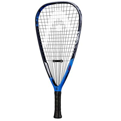 Head Graphene 360 Extreme 155 Racketball Racket - Angled