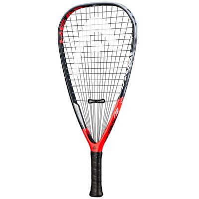 Head Graphene 360 Extreme 175 Racketball Racket - Angled