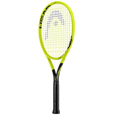 Head Graphene 360 Extreme MP Tennis Racket - Angled
