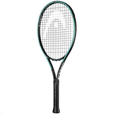 Head Graphene 360+ Gravity 26 Junior Graphite Tennis Racket - Back