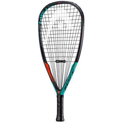 Head Graphene 360+ Radical 160 Racketball Racket - Angle