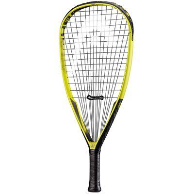 Head Graphene 360+ Radical 180 Racketball Racket - Angle