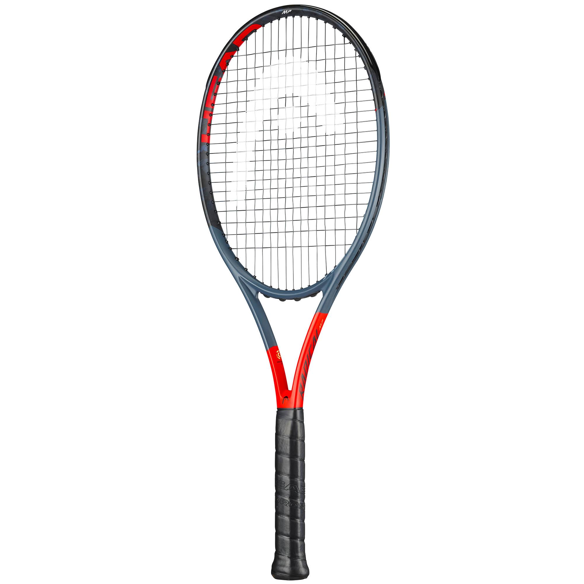 Head Graphene 360 Radical MP Tennis Racket – Grip 2