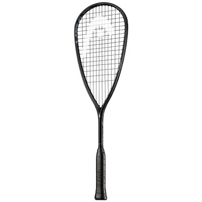 Head Graphene 360 Speed 120 Slimbody Squash Racket Double Pack - Angled