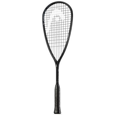 Head Graphene 360 Speed 120 Slimbody Squash Racket - Angled