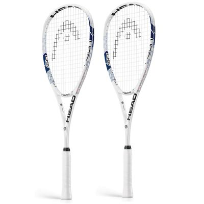 Head Graphene Neon 150 Squash Racket Double Pack