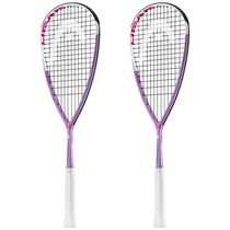 Head Graphene Touch Speed 120 L Squash Racket Double Pack
