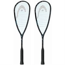 Head Graphene Touch Speed 120 Slimbody Squash Racket Double Pack