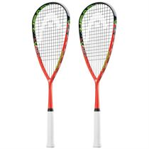 Head Graphene XT Cyano 135 Squash Racket Double Pack