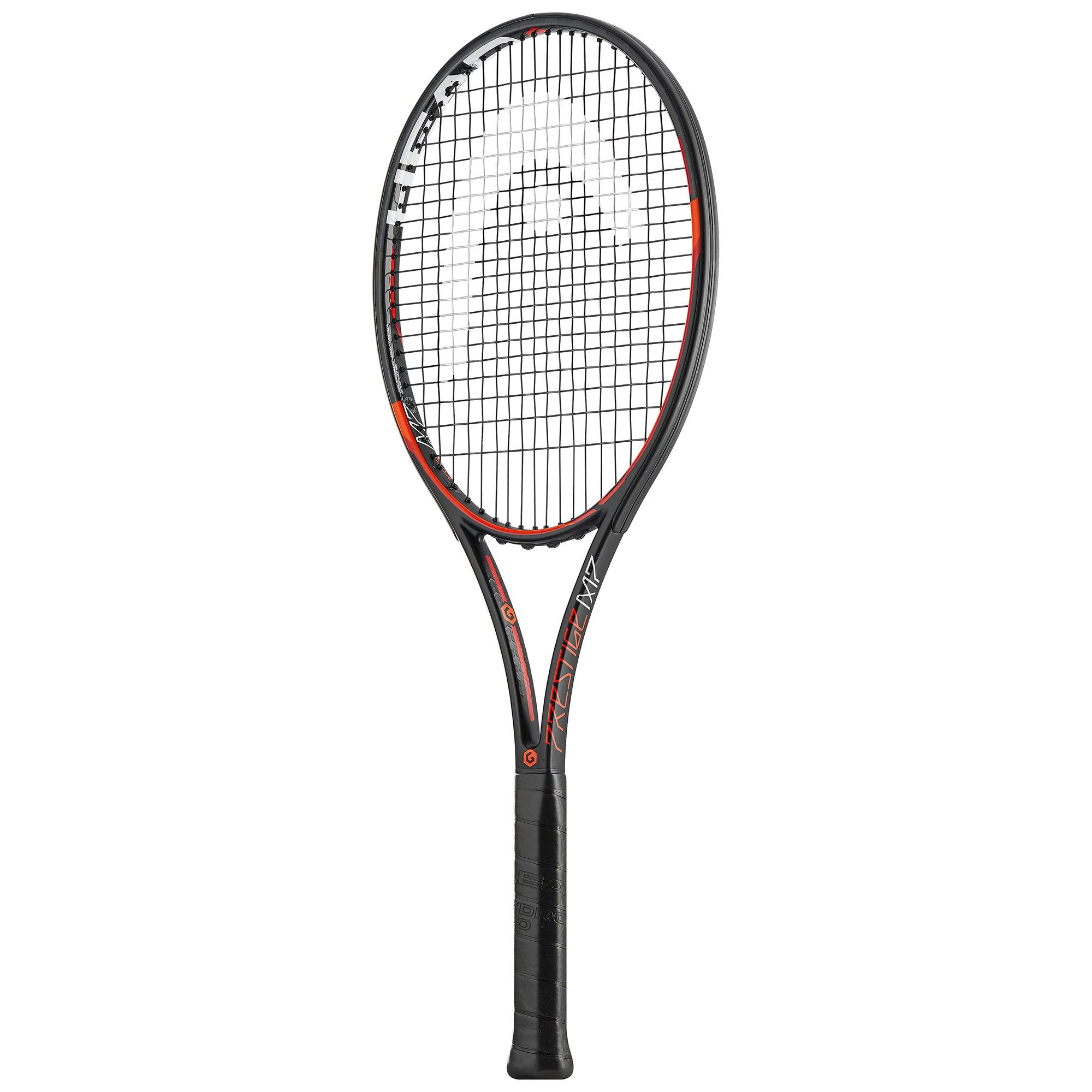 Head Graphene XT Prestige MP Tennis Racket - Grip 2