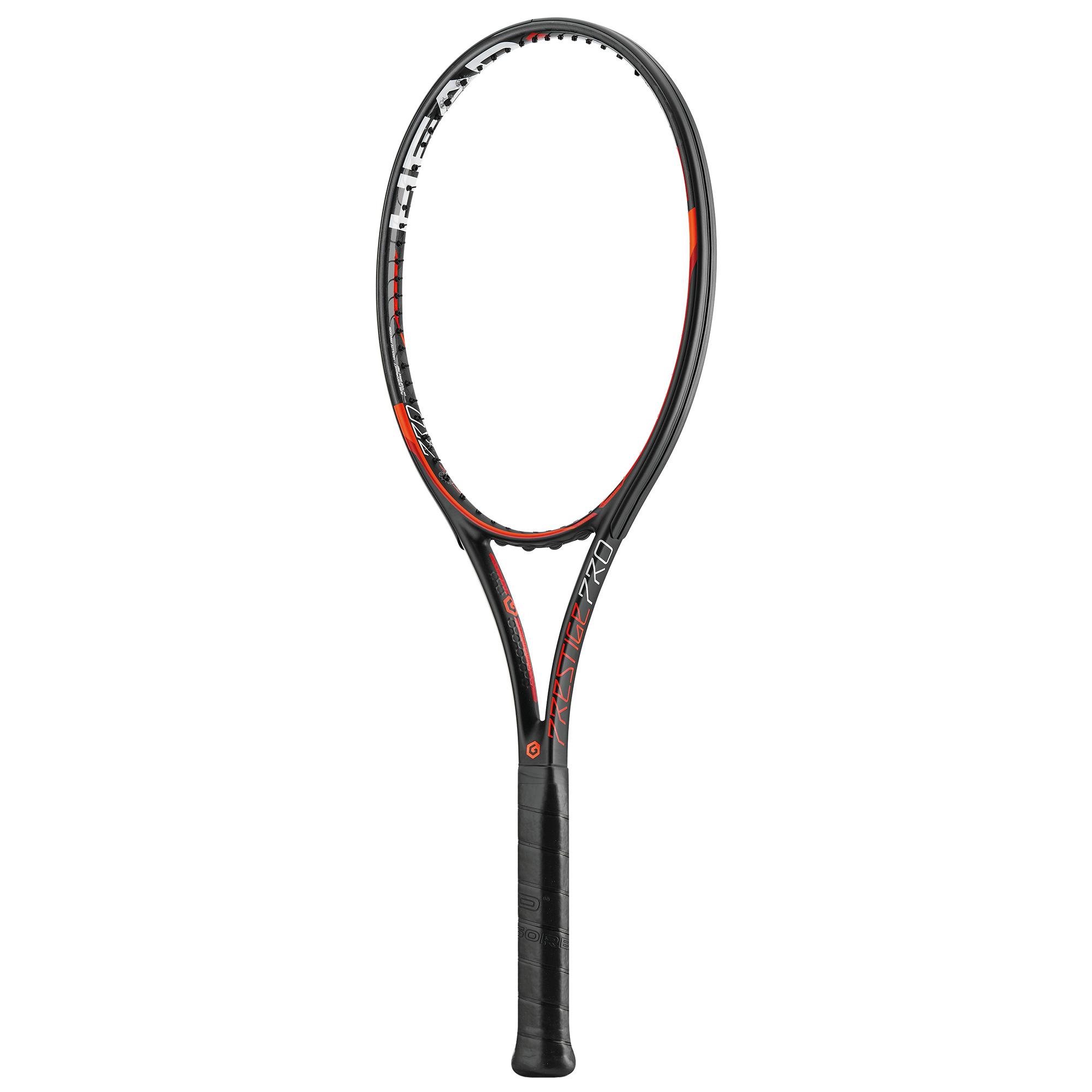 Head Graphene XT Prestige Pro Tennis Racket - Grip 4