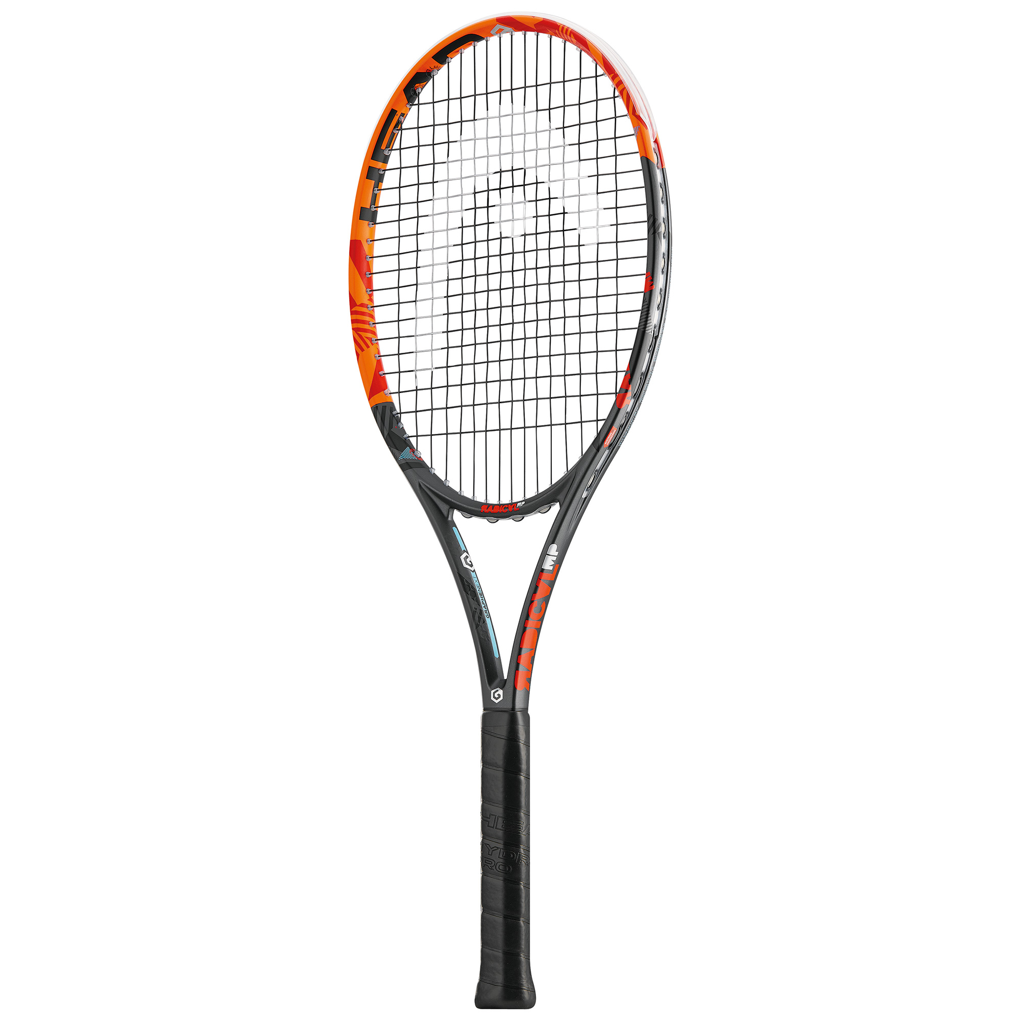 Head Graphene XT Radical MP Tennis Racket  Grip 2