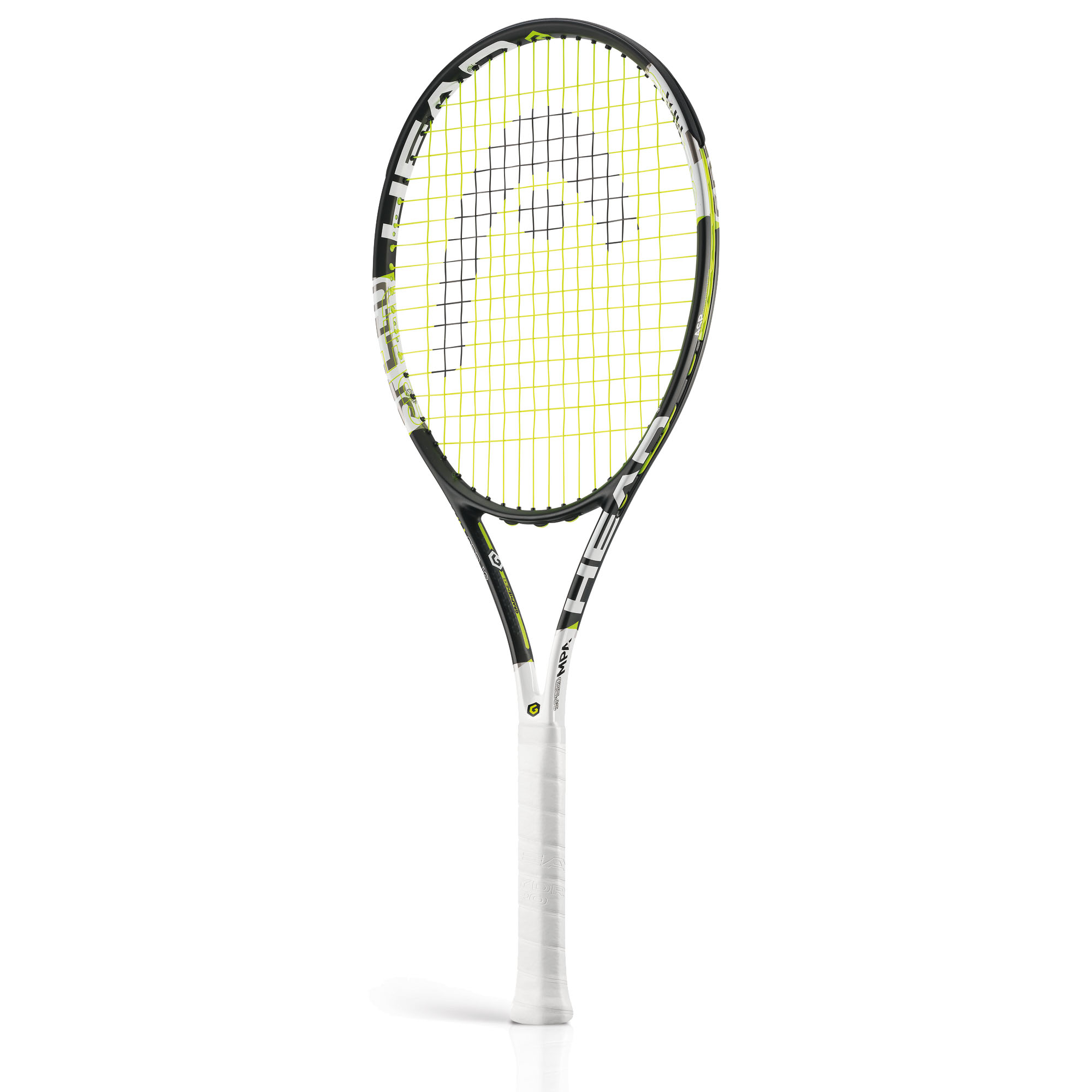 Head Graphene XT Speed MP A Tennis Racket  Grip 4