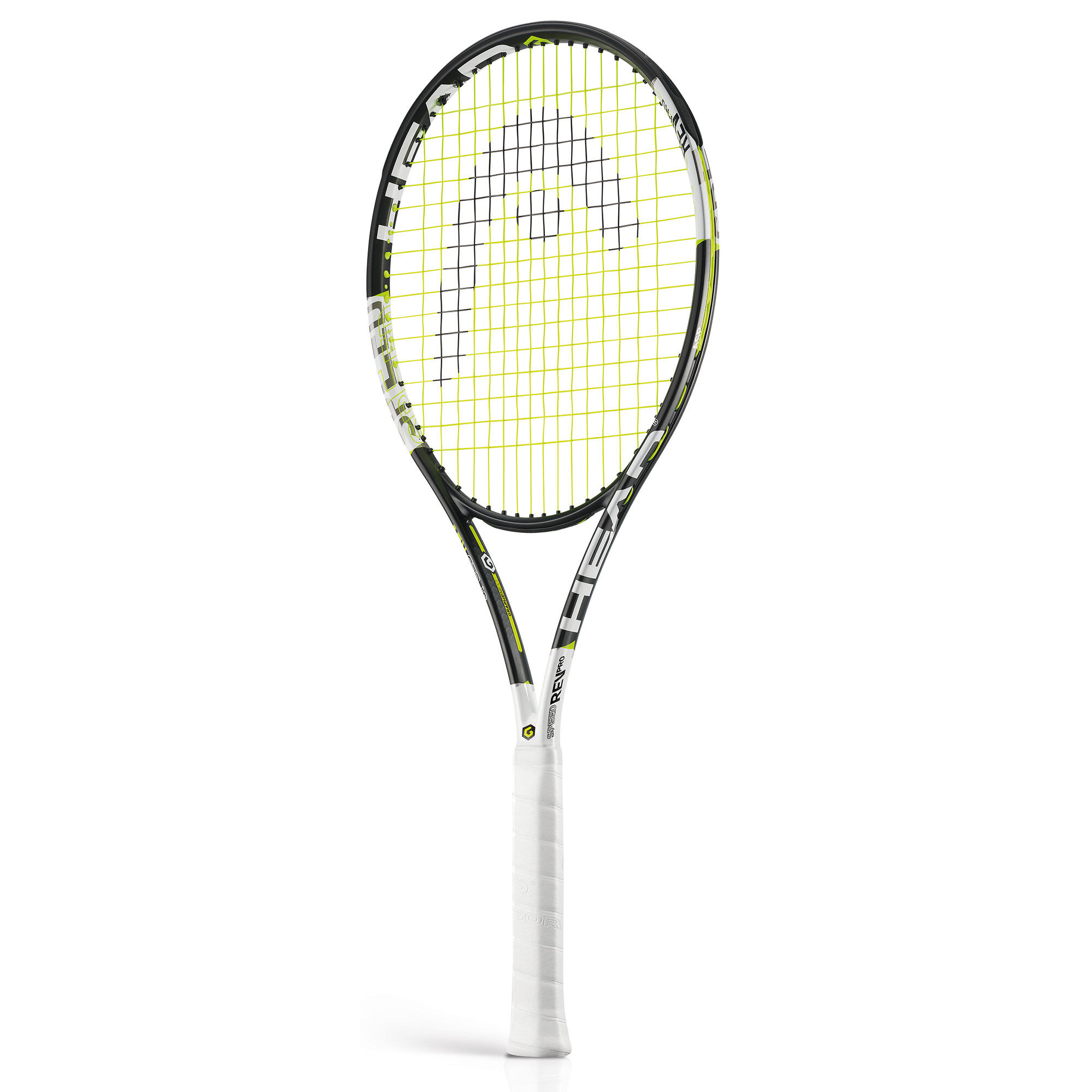 Head Graphene XT Speed Rev Pro Tennis Racket  Grip 2