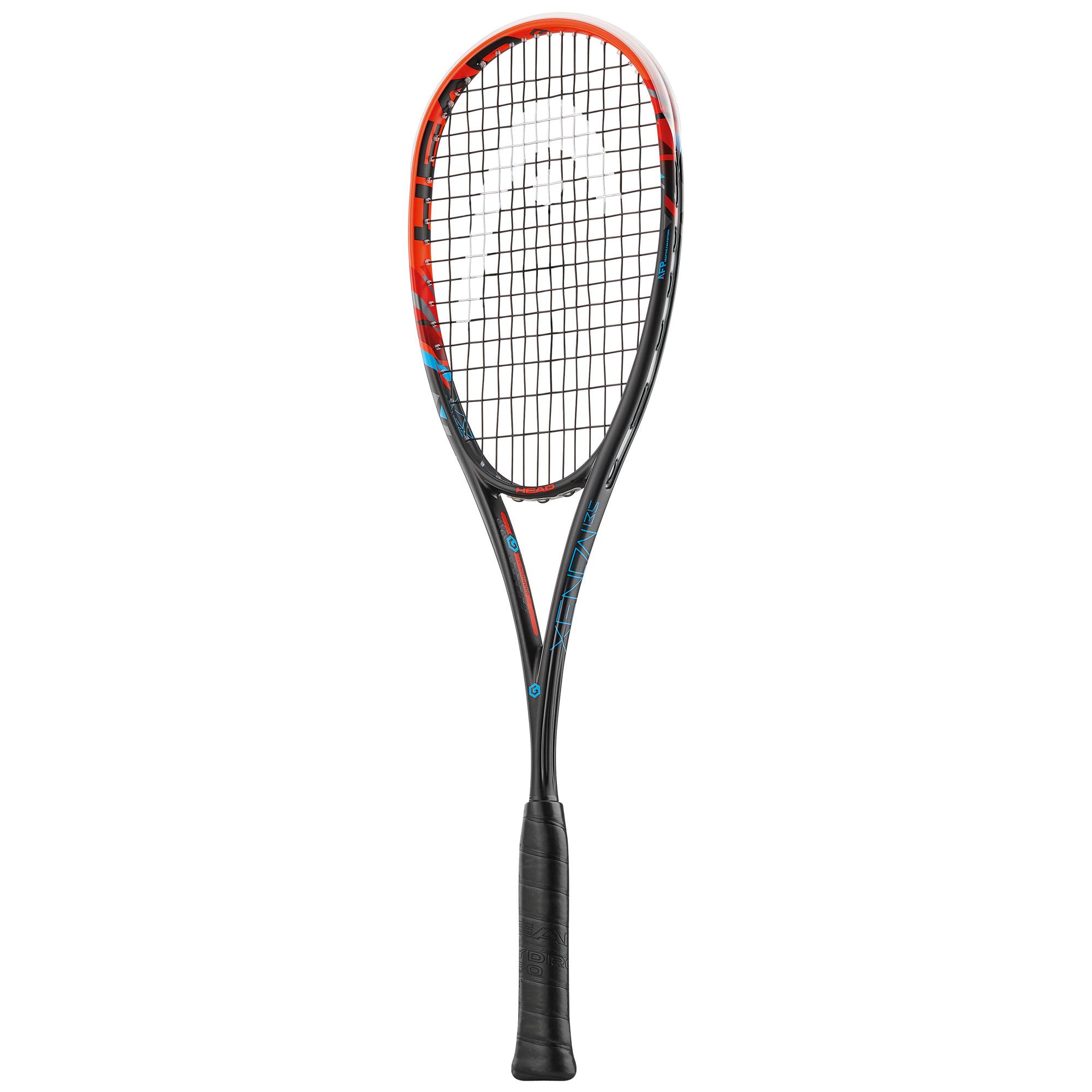 Head Graphene XT Xenon 135 Squash Racket