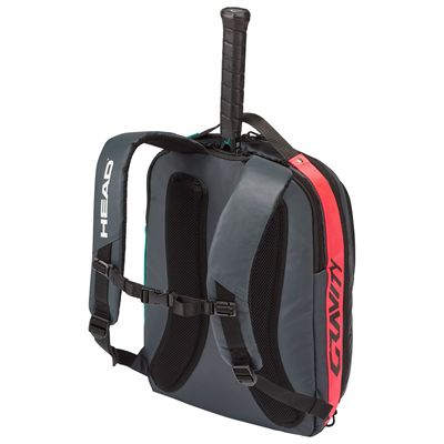 Head Gravity Backpack- Back