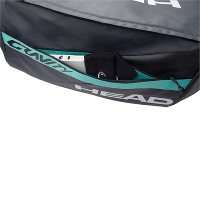 Head Gravity Sport Bag - Shoe Compartment - Pocket