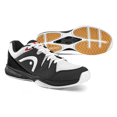 Head Grid 3.0 Indoor Court Shoes - Black