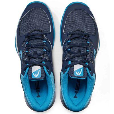 Head Grid 3.5 Mens Indoor Court Shoes - Above