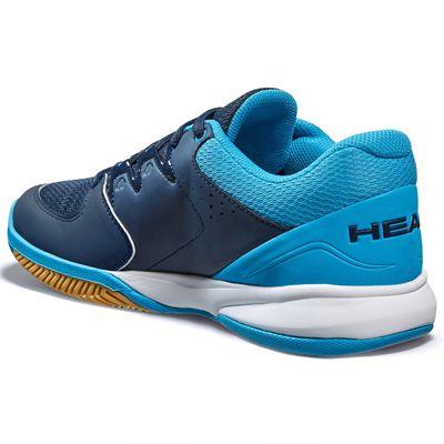 Head Grid 3.5 Mens Indoor Court Shoes - Back