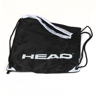Head Gymsack - Black/Silver