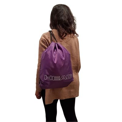 Head Gymsack - Purple In Use