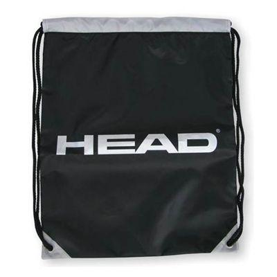 Head Mens Gymsack - Black/Silver