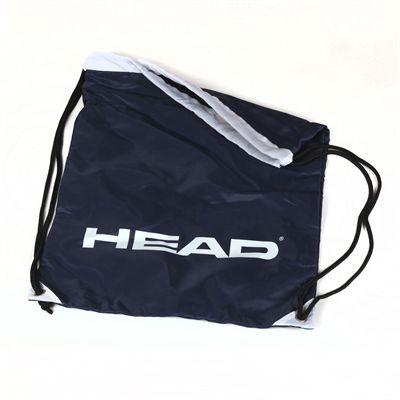 Head Mens Gymsack-Navy-Silver