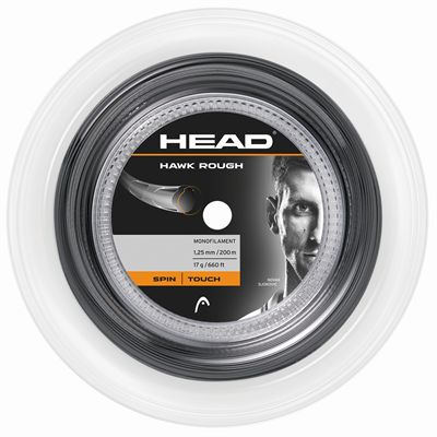Head Hawk Rough Tennis String - 200m Reel