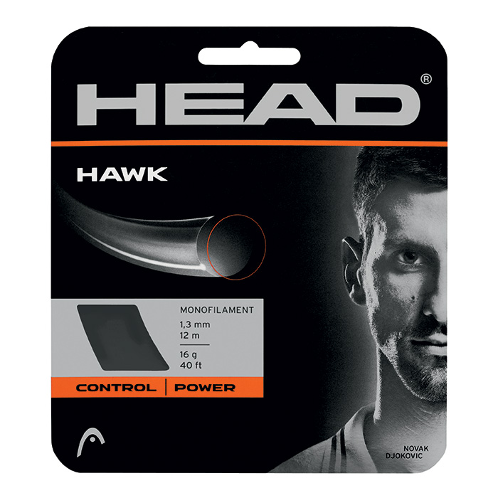 Head Hawk Tennis String Set  1.30mm