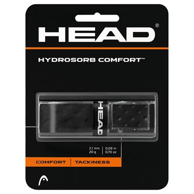 Head Hydrosorb Comfort Replacement Grip -Black