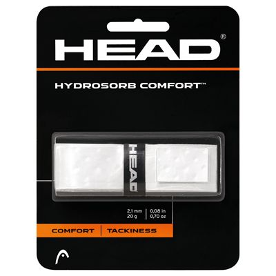 Head Hydrosorb Comfort Replacement Grip -White
