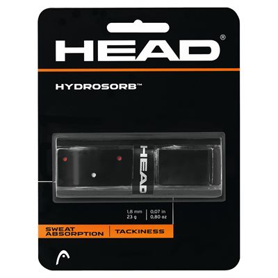 Head Hydrosorb Replacement Grip - Black Red