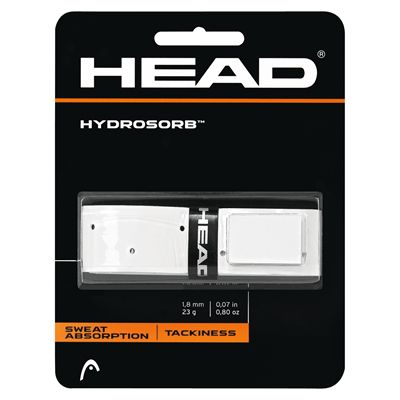 Head Hydrosorb Replacement Grip - White Black