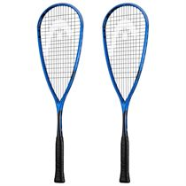Head IG Extreme 120 Squash Racket Double Pack