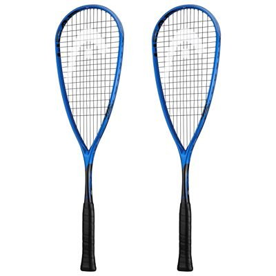 Head IG Extreme 120 Squash Racket Double Pack SS19