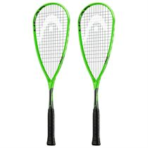 Head IG Extreme 135 Squash Racket Double Pack