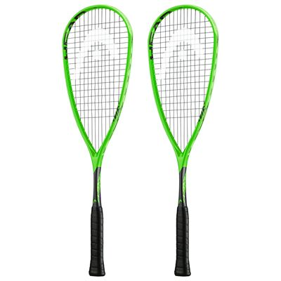 Head IG Extreme 135 Squash Racket Double Pack SS19