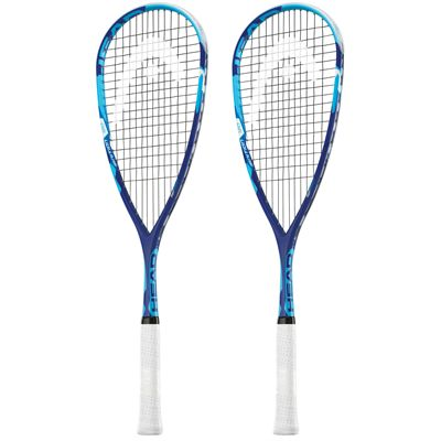 Head Ignition 120 Squash Racket Double Pack